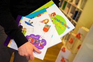 PerfectBook - Schoolboeken full-colour offset, afgewerkt met glanslaminaat
