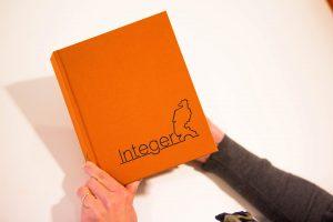 PerfectBook - Boek gekleurd Linnen