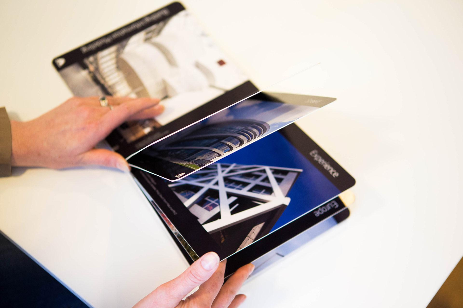 PerfectBook - Boek met extra dikke pagina's van 2 mm